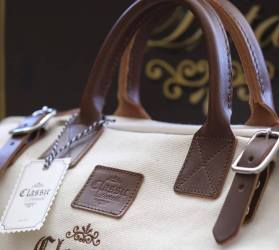 BOLSA CANVAS BY CLASSIC DETAILS