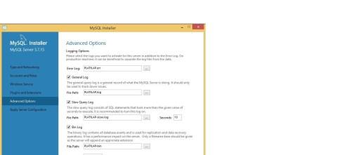 Instalación y Configuración de MySQL en Windows 19