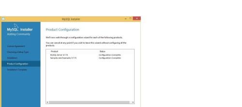 Instalación y Configuración de MySQL en Windows 26