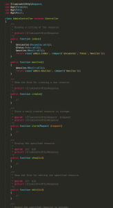 JavierJG - Codigo PHP