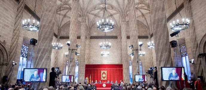 Ceremonia Entregas Premios Rey Jaime I 2017