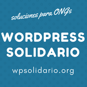 WordPress Solidario
