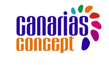 Logotipo Canarias Concept · La Orotava · Javier Sebastián