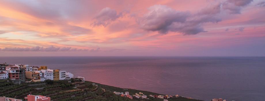 Fotografía · Atardecer en La Palma