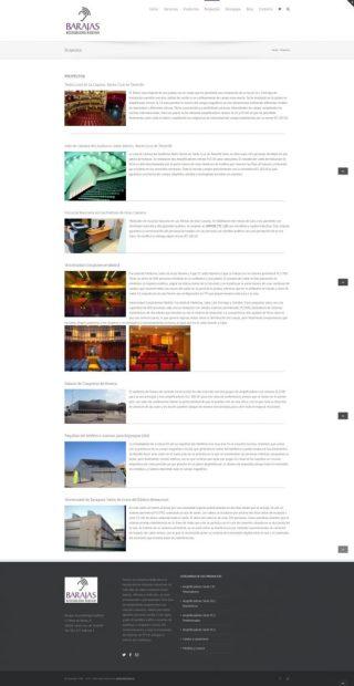 Diseño Web Responsive Barajas Accesibilidad Auditiva · Javier Sebastián
