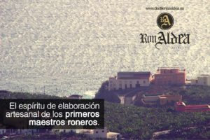 Proceso de Elaboración Ron Aldea · La Palma · Islas Canarias