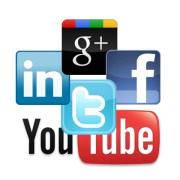 Utiliza las redes sociales