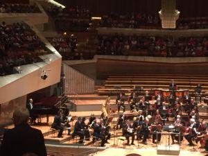Philharmonie Berlin - Javier Tucat Moreno