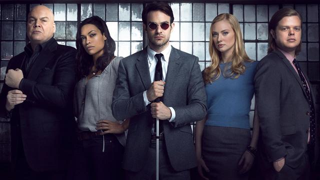 Personajes redondos para sostener la serie