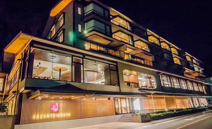 Te invito a conocer los mejores hoteles de Japn