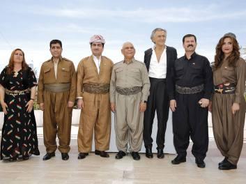 A Equipe de Peshmerga