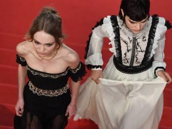 Lily Rose Depp & Soko