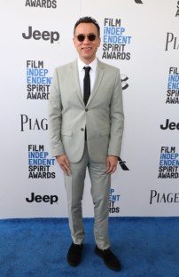 Mandatory Credit: Photo by Chelsea Lauren/Variety/REX/Shutterstock (8434854ek) Fred Armisen 32nd Film Independent Spirit Awards, Arrivals, Santa Monica, Los Angeles, USA - 25 Feb 2017