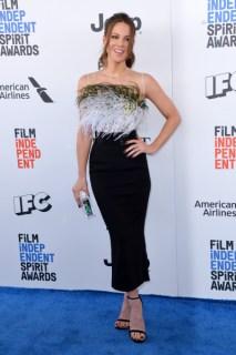 Mandatory Credit: Photo by Stewart Cook/REX/Shutterstock (8434848at) Kate Beckinsale 32nd Film Independent Spirit Awards, Arrivals, Santa Monica, Los Angeles, USA - 25 Feb 2017