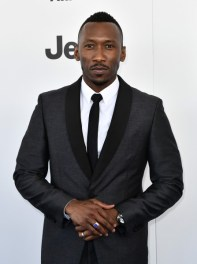Mandatory Credit: Photo by Rob Latour/Variety/REX/Shutterstock (8434851df) Mahershala Ali 32nd Film Independent Spirit Awards, Arrivals, Santa Monica, Los Angeles, USA - 25 Feb 2017