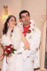 Nuestra boda en Las Vegas a lo Elvis