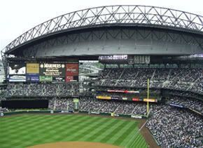 Safeco Field, templo de los Mariners