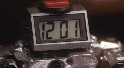 """""""12:01 Testigo del Tiempo"""" (""""12:01"""", 1993)"""