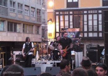 Euphoria en directo en la Plaza de Coca