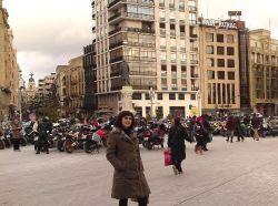 En la Plaza de Zorrilla