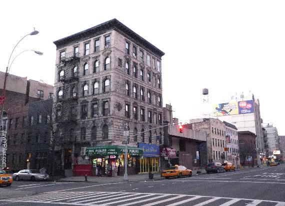Amanece en Nueva York