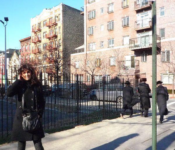 Como quien no quiere la cosa... Visitando el barrio judío jasídico de Brooklyn (Nueva York) en Sabbath.