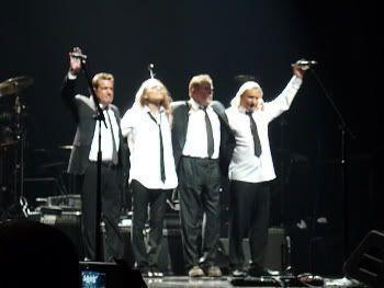 ¡ Adiós amigos ! (Madrid, 21 de julio de 2009)