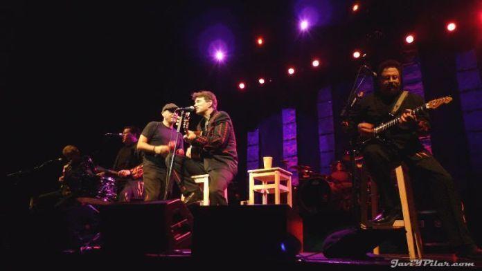 Concierto de Chris Isaak. Valladolid, 25 junio 2010