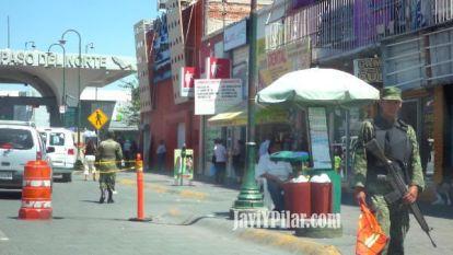Foto tomada por nosotros en Ciudad Juárez el pasado agosto