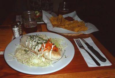 El burrito infernal que comí en Oregón
