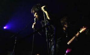 El Meister y Roberto Terne tocando juntos (foto de Antonio G. Herguedas)