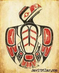 El águila. Mitología del noroeste de los Estados Unidos.