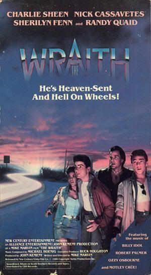 """""""El Aparecido"""" (""""The Wraith"""", 1986)"""