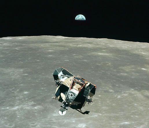 Misterios sobre la llegada del hombre a la luna. Conspiración. Farsa. Mentira.