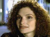 """Mary Elizabeth Mastrantonio en """"Arenas Blancas"""" (""""White Sands"""", 1992)"""