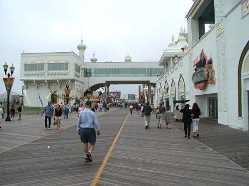 Paseo marítimo de Atlantic City