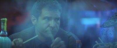 """Harrison Ford en """"Blade Runner"""" (Ridley Scott, 1982)"""