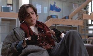 """Judd Nelson en """"El Club de los Cinco"""" (""""The Breakfast Club"""", 1985)"""