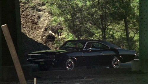 """Bullitt"" (1968): Dodge Charger 440 RT 1968 por las calles de San Francisco"