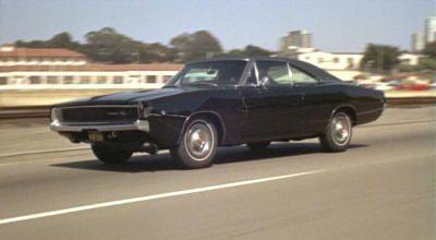 """Bullitt"" (1968): Dodge Charger 440 RT 1968 por las calles de San Francisco"