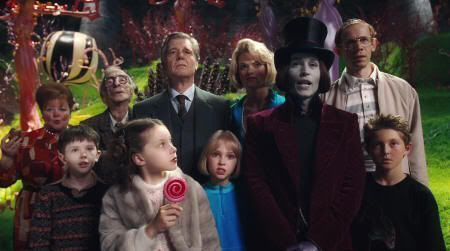 """""""Charlie y la Fábrica de Chocolate"""" (""""Charlie and the Chocolate Factory"""", 2001)"""