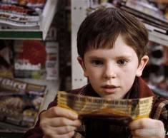 """Charlie y la Fábrica de Chocolate"" (""Charlie and the Chocolate Factory""). Tim Burton. Año 2011"