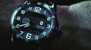 "Reloj Victorinox Swiss Army Chrono Classic XLS MT. ""Código Fuente"" (""Source Code"", 2011)"