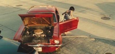 "Mustang del 66 en ""Colombiana"" (Luc Besson, 2011)"