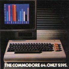 El legendario Commodore 64 (o CBM 64 o C64)