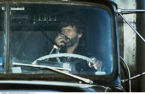 "Kristofferson al volante. ""Convoy"" (Sam Peckinpah, 1978)"