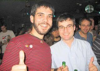 Juankar y Pablo