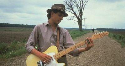 """Ralph Macchio en """"Cruce de Caminos"""" (""""Crossroads"""", 1986)"""