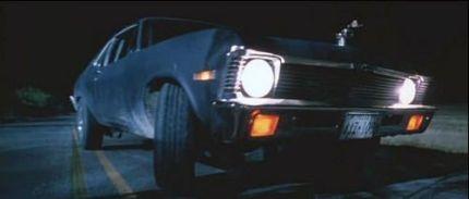"""Chevrolet Nova. """"Death Proof"""" (Quentin Tarantino, 2007)"""
