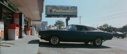 "Dodge Charger 1969. ""Death Proof"" (Quentin Tarantino, 2007)"